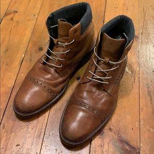 Johnston & Murphy Dress Boots Size 11